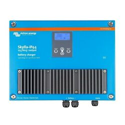 Victron Energy Skylla-ip44 12-volt 60 Amp Battery Charger, 3 Isolated Outputs