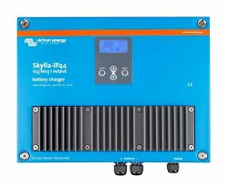 Victron Energy Skylla-ip44 12-volt 60 Amp Battery Charger, 1+1 Isolated Outputs