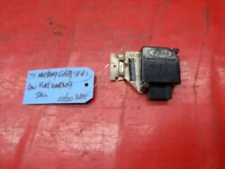 Ford Mustang 79 Low Fuel Warning Switch Relay Module Oem Chime Gas Control