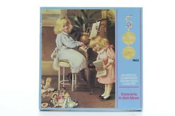 Concerto In Doll Minor 500 Piece Jigsaw Puzzle American Publishing 18 X 24 New