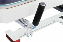 Fulton Trailer Boat Guide Pair Cushioned Rollers Glvanized Steel 16 Tall