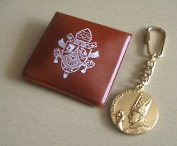 Pope Benedict Xvi Blessed Medal World Youth Day 2008 Australia Rare