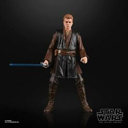 Star Wars The Black Series Anakin Skywalker Padawan Toy 6 Scale Attack Of The