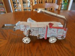 Antique 1930 Arcade 125 Scale Mccormick-deering Thresher 451 12 Long Used
