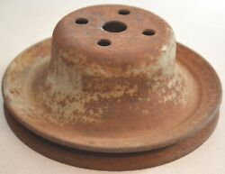1963-1964 Galaxie And Falcon Water Pump Fan Pulley 221 260 289 1962-1964 Fairlane