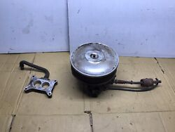 1965 1966 Ford Mustang Carburetor With Spacer 65 66