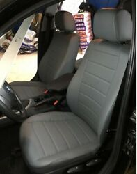 Peugeot Traveller I / Citroen Space Tourer I Seat Covers Perforated Leatherette
