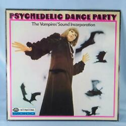 Vintage 1969 The Vampires' Sound Incorporation Original Record From German O