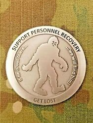 Uscentcom Joint Personel Recovery Center, That Others May Live Challenge Coin