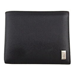 Dunhill Wallets Sidecar Leather Auth Used T19349