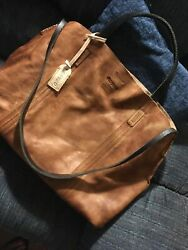 Old Trend 100% eco Genuine Leather Tote $178.00