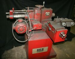 204-rels 204 Brake Lathe And Accessories