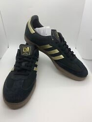 New Limited Edition Lafc Adidas Sambas, Exclusive Size 11 Men Shoes