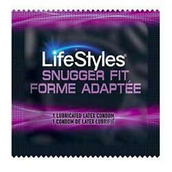100 Lifestyles Snugger Fit Condoms Tighter Shape For Maximum Sensitivity By ...