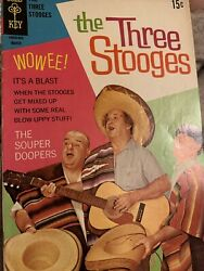 3 Stooges 69 42 The Boys Head To The Border For Wine WomenSongSiestas NM LOL