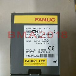 1pc New Fanuc Servo Amplifiers A06b-6096-h102 1 Year Warranty Fast Delivery