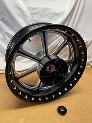 Roland Sands Design Diesel Contrast Cut Rear Wheel With Abs 17 X 6.