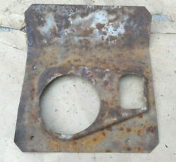 1929 1930 1931 Model A Ford Aa Truck 4 Speed Floor Pan / Trans Cover Original