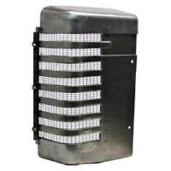 R4397 Grill, Lh With Screen - Fits John Deere Model G