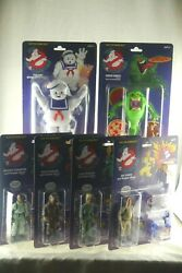 2020 Kenner The Real Ghostbusters Retro Figure Set Of 6 Walmart Exclusive