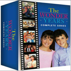 The Wonder Years The Complete Series Seasons 1-6 Dvd 22-disc Free Shipping