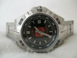 Fossil Analog Wristwatch With Water Resistance
