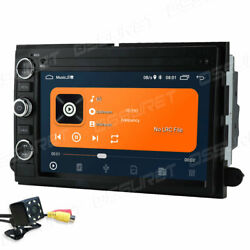 Fit Ford F150 F250 2005 2006 2007 2008 Android Ios Multimedia Nav Gps Radio Wifi