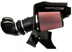 Roto-fab 10161082 Air Intake System W Oiled Filter For 16-20 Cts-v