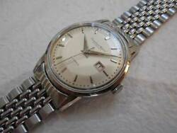 Vintage Date 21 Jewels Cal.8531 Automatic Mens Watch Authentic Working