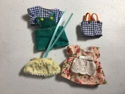 Calico critters sylvanian families Clothes For The Whole Family $8.00