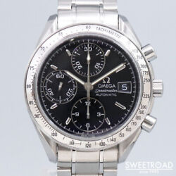 Omega Speedmaster Ref.3513-50 Chronograph Discontinued Date Automatic Mens Watch