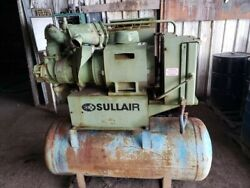 Used Sullair Ls-10 40hp Rotary Screw Compressor