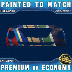 New Painted To Match - Front Bumper Replacement For 2019 2020 Hyundai Santa Fe
