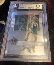 2007 Kevin Durant Topps Letterman 56 8.5 Condition Rarity No 10and039s 58/599