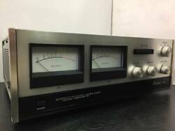 Used Accuphase P-300 Power Amplifier Home Audio Music Rare