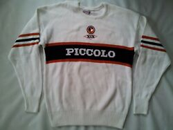Vintage Rare Madeusa Cliff Engle 1984 Chicago Bears Brian Piccolo Sweater Size M
