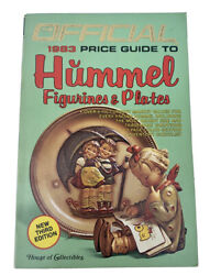 Official 1983 Price Guide To Hummel Figurines And Plates 3rd Edition