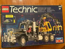 Lego Technic 8868 Air Tech Claw Rig, Pneumatic, From 1992 Unopened Sealed Rare