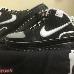 Zoom Lebron Vi The Six Business Sneakers Us10.5 28.5cm Only 150 With Shoe Bag