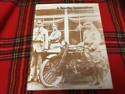 A Worthy Innovation A History Of The Montgomery County Police