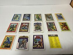Vintage 1991 Gi Joe Trading Cards Lot Of Cards In Great Condition Adult