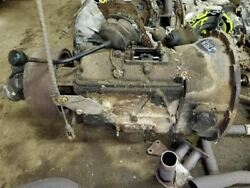 Spicer 10 Speed Manual Transmission From 1987 International S1900