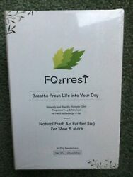 Natural Fresh Air Purifier Bag For Shoes And More 4 X 50g Deodorizers