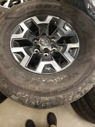 2017 Toyota Tacoma 16 Rims And Tires