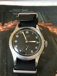 Ww2 Vintage Record Military Menand039s Watch Collectible Dirty Dozen L20917 538764
