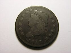 1812 Classic Head Large Cent. Small Date. B