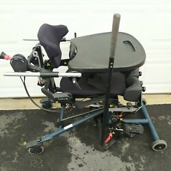 Easystand Bantam Standing Frame Easy Sit-to-stand-up Wheelchair Therapy Stander