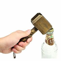 Newly Best Qualities Design Thor Hammer Bottle Suitable For Opener Beer And Wine