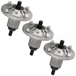 3 Pack Spindle Assembly For John Deere Deck Gy20867 Gy21099
