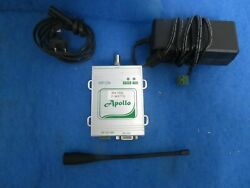 New Apollo Rp-125 512-baud Rate Wireless Paging Repeater + 1 Year Warranty